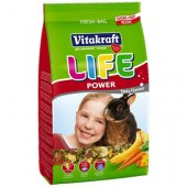 Vitakraft Life Power - меню за зайчета