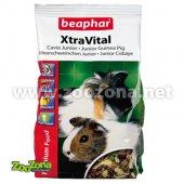 Beaphar Xtravital Junior Guinea Pig - храна за млади морски свинчета, 500гр