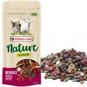 Versele Laga Nature Snack Berries, 85гр - лакомство с горски плодове за зайци и чинчили