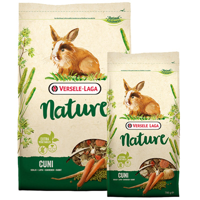 Versele Laga Nature Cuni - храна за зайци