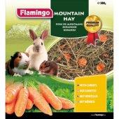 Планинско сено с моркови Flamingo, 500гр