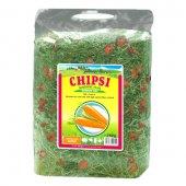 JRS Chipsi Sunshine Carrot - сено с моркови, 750 гр
