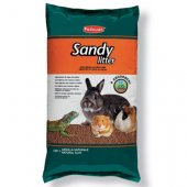 Padovan Sandy, 4кг - Хигиенна постелка за влечуги и гризачи.