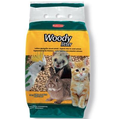 Padovan Woody litter, 10л - Пресовани борови стърготини