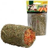 МАЛКИ ЖИВОТНИ |  | Flamingo Тунел от сено с моркови и семена, 125гр