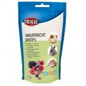 Trixie Karotten Drops, 75гр - дропс с горски плодове, витамини и минерали