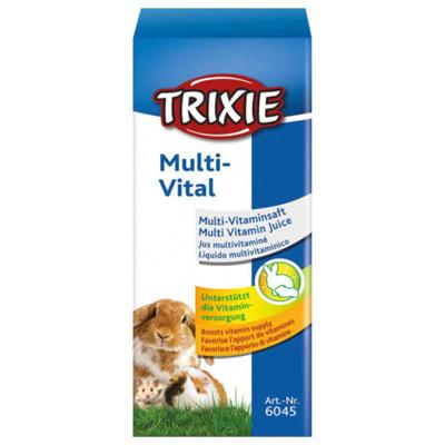 Trixie Течен мултивитамин за гризачи, 50мл