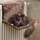 Ferplast Хамак за котки, за радиатор, 50 x 50 x 24 см