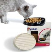 Savic Wisker 1, Бяла - Хранилка за персийски и британски котки