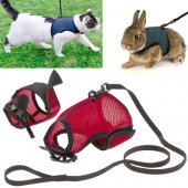 Ferplast Jogging XL - нагръдник с повод за котки и зайци