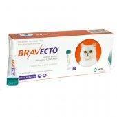 Bravecto Spot On за котки с тегло от 2.8 до 6.25 кг - 1 пипета