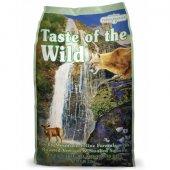 Taste of the Wild Cat - с печено еленско месо и пушена сьомга