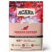 Acana Cat Indoor, 4.5кг - храна за пораснали котки от всички породи