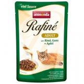 Rafine Adult с телешко, гъска и ябълки в сос