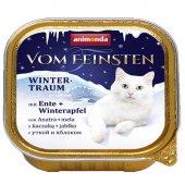 Animonda Cat Vom Feinsten Winter, патица и ябълка, 100гр
