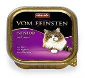 Vom Feinsten Senior за възрастни котки с агнешко месо