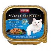 Von Feinsten Grain Free хапки - сьомга с билков сос