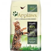 Applaws Cat Adult Chicken with Extra Lamb - храна с пиле и агне