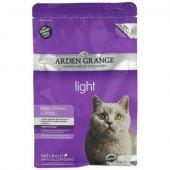Arden Grange Light Grain Free - храна за котки за контрол на теглото
