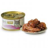 Brit Care Cat консерва, 80гр - Риба тон и сьомга