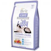 Brit Care Super Premium Cat Sensitive Digestion Lilly - за котки с чувствителен стомах с агне и сьомга