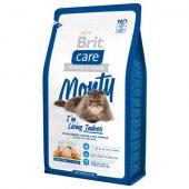 Brit Care Super Premium Cat Indoor - Хипоалергенна формула с пиле и ориз