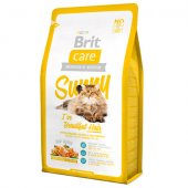 Brit Care Super Premium Cat Beautiful Hair Sunny - за кожа и козина