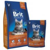 Brit Premium Cat Indoor - с пилешко и пилешки черен дроб
