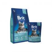 КОТКИ |  |  Brit Premium Cat Adult Sensitive  - хипоалергична формула