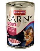 Carny Adult с телешко и сърца - консерва за котки