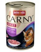 Carny Adult с телешко и агнешко - консерва за котки