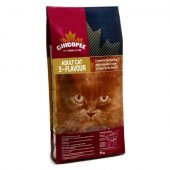 Chicopee Cat High Premium Gourmet (3 MIX) за капризни котки