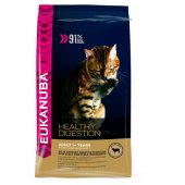 Eukanuba Cat Adult Lamb & Liver - Агнешко и черен дроб