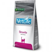 Farmina Vet Life Cat Struvite - струвитна уролитиаза, уринарен тракт