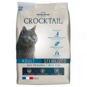 Flatazor Cat Crocktail Adult Sterilized Fish - с риба, за кастрирани котки