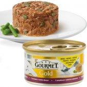 КОТКИ | Храна за котки | Gourmet Gold Savoury Cake Агнешко и зелен фасул
