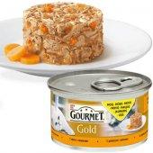 КОТКИ | Храна за котки | Gourmet Gold Savoury Cake Пиле и Моркови