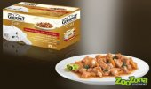 КОТКИ | Храна за котки | Gourmet Gold Мултиопаковка Хапки в Сос - 4x85g