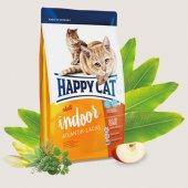 Happy Cat Indoor Atlantik-Lachs - с Атлантическа сьомга