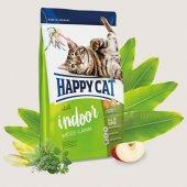 Happy Cat Adult Indoor Weide-Lamm - с Агнешко месо от алпийски пасища