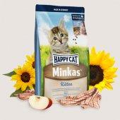 Happy Cat Minkas Kitten - за малки котенца с пиле