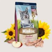 Happy Cat Minkas Sterilised - храна за кастрирани котки с пиле
