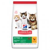КОТКИ   Храна за котки   Hills Cat Kitten Chicken - за малки котенца, с пиле