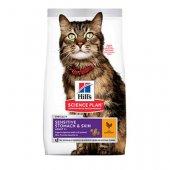 Hills Cat Adult Sensitive Stomach & Skin - с пиле, чувствителен стомах и кожа