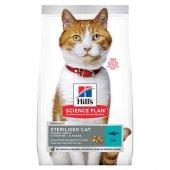 Hills Cat Young Sterilised Tuna, с риба тон за кастрирани котки