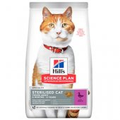 КОТКИ | Храна за котки | Hills Cat Adult Sterilised Duck, с патешко за кастрирани котки
