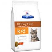КОТКИ | Ветеринарни храни | Hills Feline kd - бъбречни заболявания