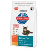 Hills SP Feline Adult Indoor Cat - за котки, живеещи в затворени помещения