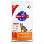 КОТКИ   Храна за котки   Hills SP Feline Adult Optimal Care Chicken