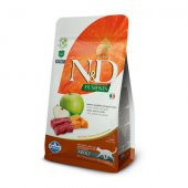 N&D Cat Adult Pumpkin - с елен и ябълки
